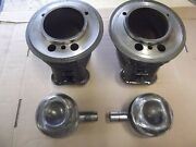 Citroen Visa 652cc Barrels / Pistons Good Cond 1700+citroen Parts In Shop