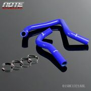 For 1994-2001 Acura Integra Db6-dc2 Dc Silicone Radiator Hose Kit And Clamps Bl