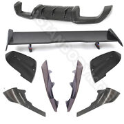 Carbon Bodykit For Bmw M2 F87 Side Splitters Mirrors Spoiler Diffuser