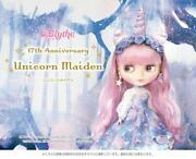 """Blythe Doll 17th Anniversary Neo """"unicorn Maiden"""" Girls Toys Collectable Mint"""