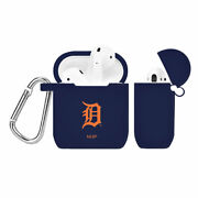 Detroit Tigers Silicone Cover Compatible With Apple Airpod Case