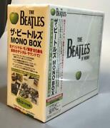 The Beatles In Mono Only Initial Production Cd Box 2009 Set Rare