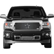 For 2014-2015 Gmc Sierra 1500 Rbp Rx-1 Chrome T304 Stainless Steel Grille Grill