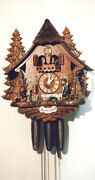 Cuckoo Clocks Witches House 5.8888.01.p New