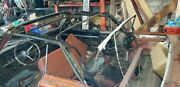 1968 1969 1970 Gtx B-body Coronet Convertible Top Frame 68 69 70 Complete Works