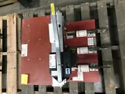 Pringle Qa-1233 1200amp 480volt 3p Red-back Used E-ok