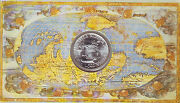 R Italy 500 Lire 1991 Colombo Columbus America Discovery Uncirculated