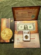 2019 P Enhanced Mary Ross Sacagawea Dollar 1 Ngc Sp 69 First Release In Stock