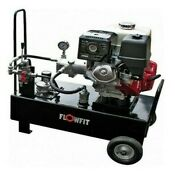Loncin Petrol Engine Driven Hydraulic P And T Circuit Power Unit