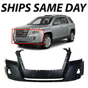 New Primered - Front Bumper Cover Replacement For 2010-2015 Gmc Terrain 10-15