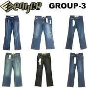 Vintage Unik Assorted Lady Enycee Womenand039s Denim Jeans Limited Sizes Group-3
