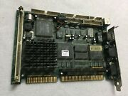 1pc Used Aionea Rve.a3 A2 Isa Half-length Card To Send Cpu Memory