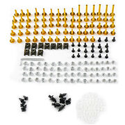 Motorcycle Fixing Screw Fast Delivery For Honda 2013 2014 Cbr500rr Bolt Kit