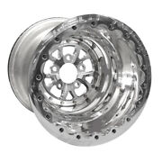 Weld V-series 16 X 16 5 X 4.75 4 Bs Polished Shell/center/ring