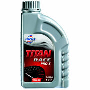 Fuchs Titan Race Pro S 10w50 Ester Fully Synthetic Engine Oil. 1 To 20 Litres.