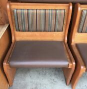 Barely Used Restaurant Booth Seating 2 Seaters And 4 Seaters