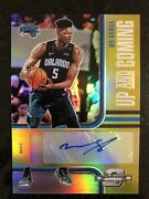 2018-19 Panini Contenders Optic Mo Bamba Up And Coming Gold Rookie Auto /10 🔥