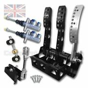 Fits Subaru Impreza Floor Mounted Cable Pedal Box Sportline 3-pedal Ap Cylinder