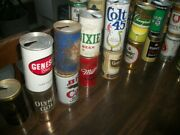 Vintage Beer Can Collectionandnbsp- About 70 Beer Cans And Couple Soda Cans