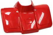Arctic Cat Panel Fender-fr-routed- Red 0506-406