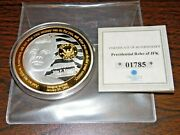 Jfk - Head Of State Commemorative Coin Proof