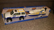 Vintage 1994 Nylint Napa Pressed Steel Toys 4x4 Power Prop Combo New In Box