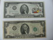 Uncirculated Po Stamped And Chemistry Stamp Date Of Issue 2 Dollar Bill
