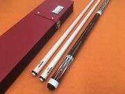 Theory Carom Cue With 2 Shafts And Case.