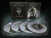 Skyrim Ultimate Edition Vinyl Box Set Jeremy Soule 12in Lp Record / First Press