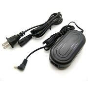 Ac Power Adapter For Canon Powershot A90 A95 A610 A620 A630 A640 A650is New