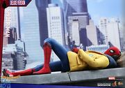 Us Hot Toys Marvel Spider-man Homecoming Deluxe Mms426 New Sealed