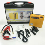 Car Jump Starter Battery Booster Power Bank Charger Usb 16800mah Multi Function