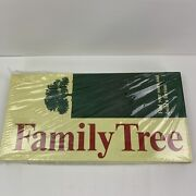 Very Rare Family Tree Vintage Board Game Legacy Games 1982 Sealed