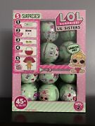 Full Box Case Of 24 Lol Surprise Series 2 Wave 1 Lil Sisters. Htf Discontinued