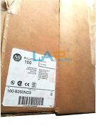 1pcs New For Ab/allen-bradley Contactor 100-b250nd3 ( Inventory )