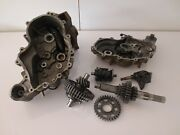 2011 Can Am Outlander 500 Ps 4x4 Atv Tranny Transmission Gears W/ Case
