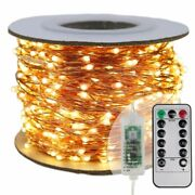Christmas Led String Lights Outdoor Garland New Year Party Wedding Fairy Lights
