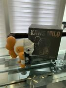 2011 Kaws X Bape Dissected Milo Grey Flayed 100 Authentic