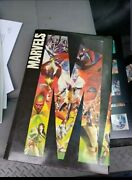 Marvel Collectible 4 Part Hardback Comic Story Signed Autographed By Stan Lee.