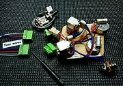 Import Les Paul And Sg Wiring Harness - Coil Split / Pio Tone Caps / No Soldering