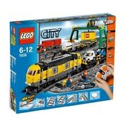 Lego City Steam Cargo Train 7939 Brand New And Sealed