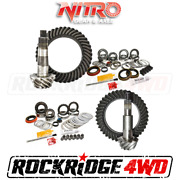 Nitro Gear Package For 2017+ Ford F-250 F-350 Superduty Spicer 275mm 4.30 Ratio