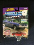 1971 Dodge Demon Col. 41 Johnny Lightning Muscle Cars Limited Edition