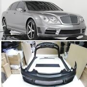 For Bentley Continental Flying Spur Body Kit 2005 - 2012 Walt Style