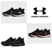 Under Armour Charged Assert 8 Womens Running Shoes Neutral Sneaker New