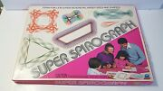 Spirograph 1978 Drawing Toy No. 14271 By Kenner Vintage Set Complete No Pens