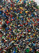 Lego Legos 50 Lbs Pounds Bulk Lot Of Assorted Colors And Pieces Lot  1
