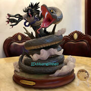 Naruto Orochimaru Sculpture Painted Gk Model Palace Resin Statue 35cmh In Stock
