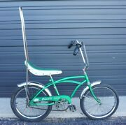 Vintage Huffy Cheater Slick Muscle Bike Bicycle - Local Pick-up Only