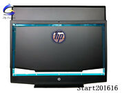 New For Hp Pavilion 15-cx Series Lcd Back Cover Rear Lid Andfront Bezel Purple Log